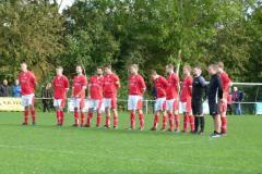 VV Ternaard 1 - Holwerd 1