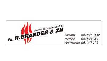 VV-Ternaard-sponsor-technisch installatiebedrijf Fa. R. Brander & ZnSponsor